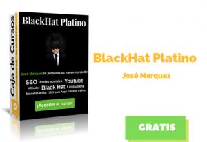 Curso BlackHat Platino SEO-CPA