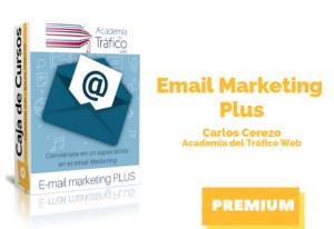Curso Email Marketing Plus – Carlos Cerezo