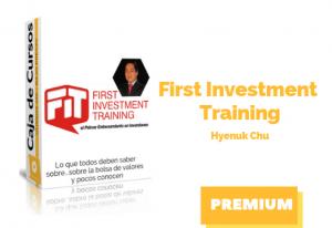 Lee más sobre el artículo Curso First Investment Training 1-2