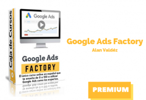 Curso Google Ads Factory