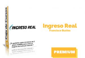 Curso Ingreso Real – Francisco Bustos