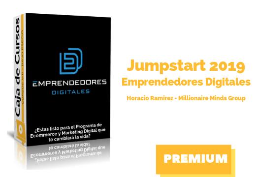 Curso JumpStart Emprendedores Digitales 2019 descargar gratis