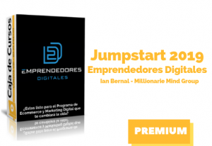 Curso JumpStart Emprendedores Digitales 2019