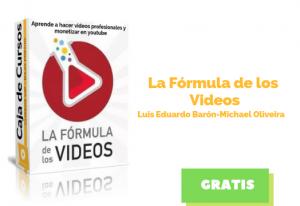 Curso Fórmula de los Videos