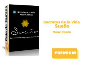 Curso Sueño (Secretos de la Vida) Miquel Román