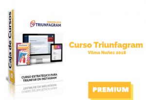 Lee más sobre el artículo Curso TriunfaGram – Vilma Nuñez 2018