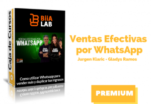 Curso Marketing y Ventas Efectivas por WhatsApp