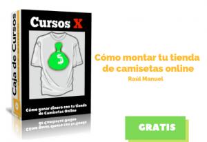 Curso Cómo Ganar Dinero Con tu tienda de Camisetas Online
