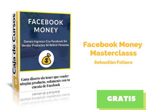 Facebook money masterclass