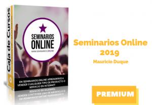 Seminarios Online MasterClass – Mauricio Duque