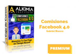 Curso Comisiones Facebook 4.0