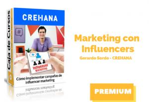 Curso Marketing con Influencers – Crehana