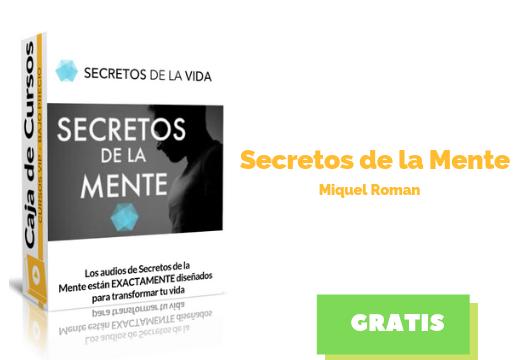 Curso Secretos de la Mente Miquel Román descargar gratis