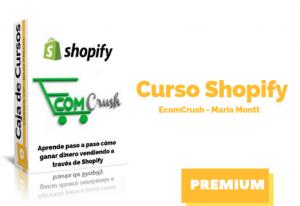 Curso Shopify de Ecomcrush
