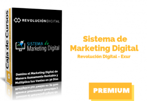 Curso Sistema de Marketing Digital