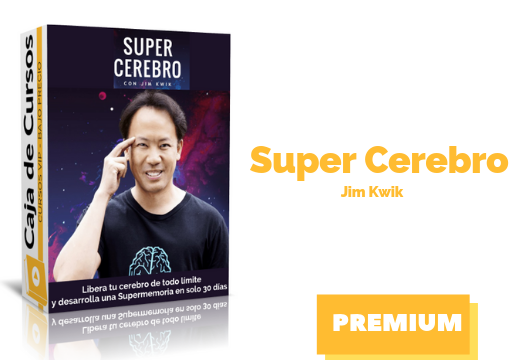 Curso Super Cerebro de Jim Kwik