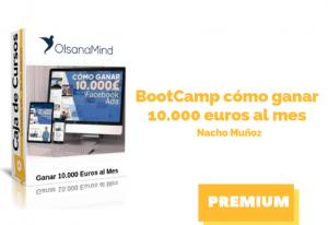 Curso BootCamp como ganar 10000 Euros al Mes