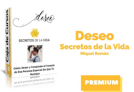 Curso Deseo Secretos de la Vida Miquel Román descargar gratis
