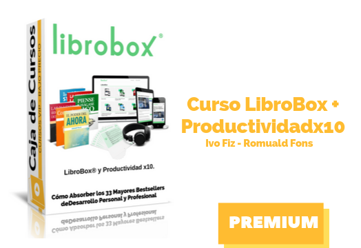 Curso Librobox + ProductividadX10