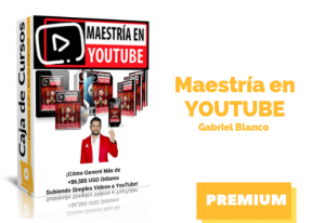 Maestria en Youtube – Gabriel Blanco