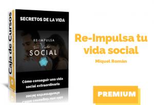 Curso Reimpulsa tu vida social