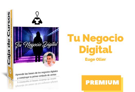 Pack de Cursos OFERTA Marketing Digital Euge Oller Alcance Video Marketing