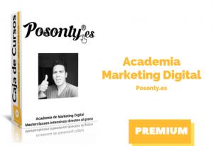 Academia Marketing Digital Posonty