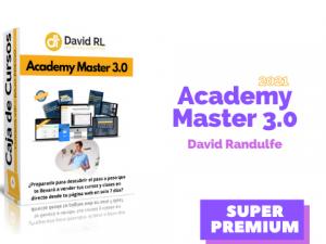 Curso Academy Master 3.0 – David Randulfe