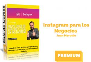 Curso Instagram para los Negocios – Juan Merodio