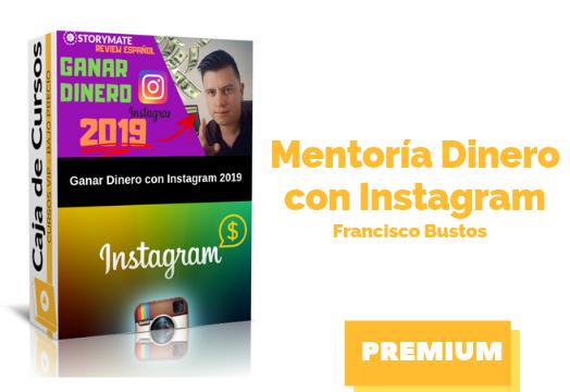 Curso Mentoria Dinero con Instagram