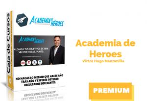 Lee más sobre el artículo Academia de Heroes – Victor Hugo Manzanilla