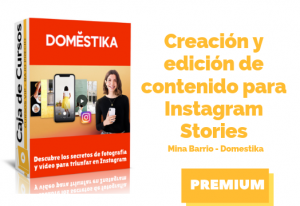 Creación y edición de contenido para Instagram Stories