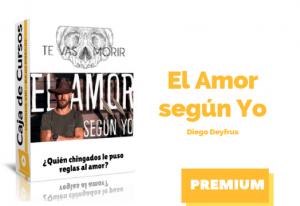 El Amor Segun Yo – Diego Deyfrus