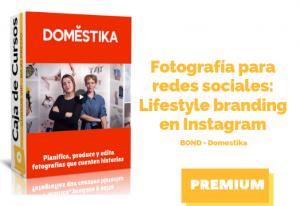 Fotografía para redes sociales: Lifestyle branding en Instagram