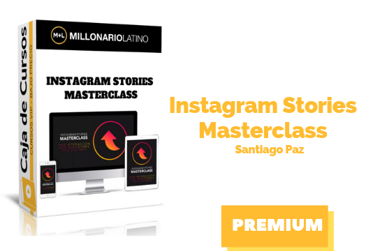 Instagram Stories Masterclass