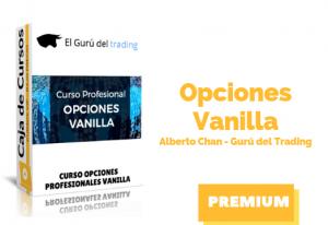 Curso Opciones Profesionales Vanilla – Alberto Chan