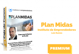 Plan Midas Instituto de Emprendedores