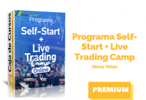 Programa SELF-START + LIVE TRADING CAMP ONLINE
