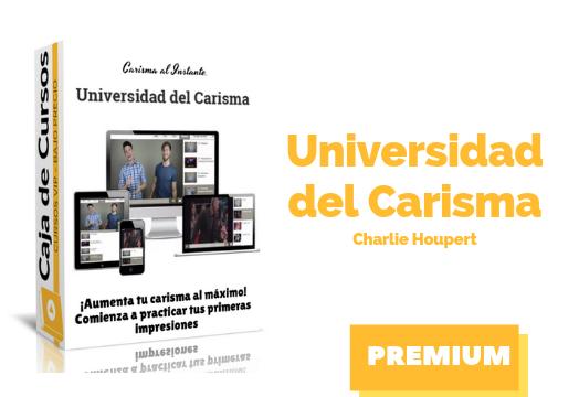 Carisma al Instante – Universidad del Carisma