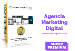 Entrenamiento completo de Agencia de Marketing Digital