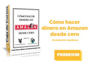 Curso Cómo hacer dinero en Amazon