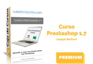 Lee más sobre el artículo Curso Prestashop 1.7 Online Avanzado