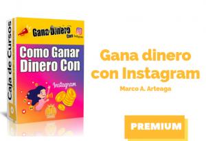 Curso Gana Dinero con Instagram
