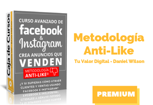 Curso Metodología Anti Like