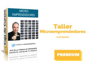 Microemprendedores – Luis Ramos