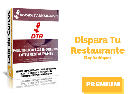 Dispara tu Restaurante