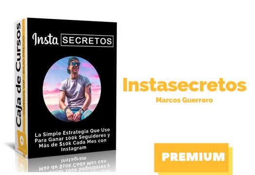 Instasecretos – Marcos Guerrero