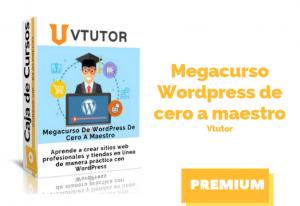 Megacurso De WordPress De Cero A Maestro