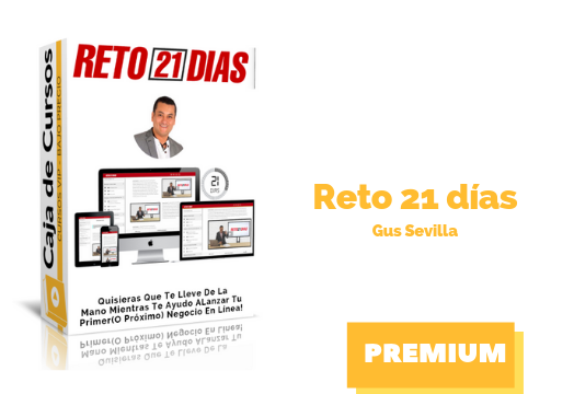 Reto 21 días-Gus Sevilla