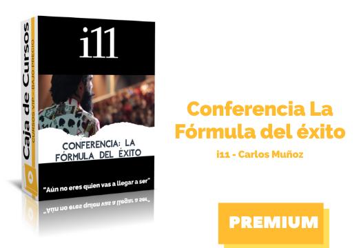Conferencia La Fórmula del éxito 2019
